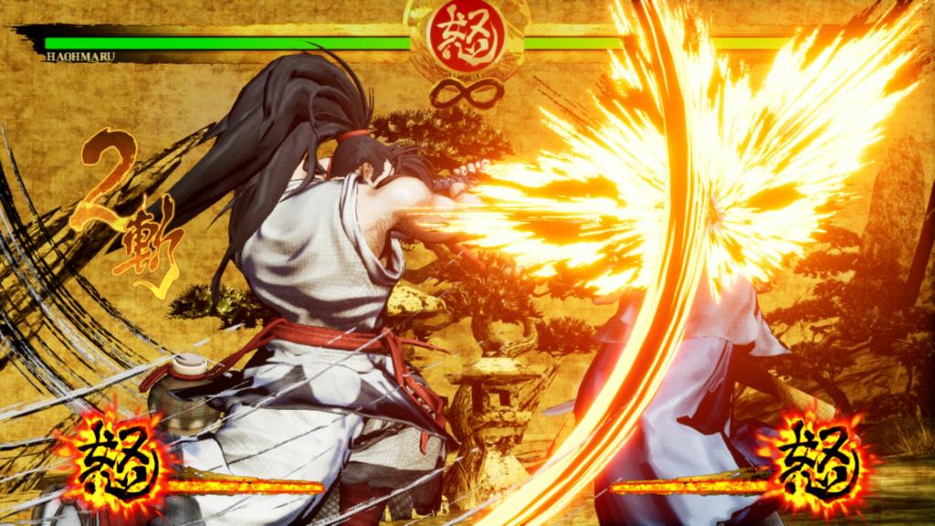 samurai shodown gameplay