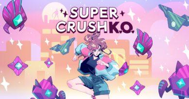 Super Crush KO Indiespensáveis Capa
